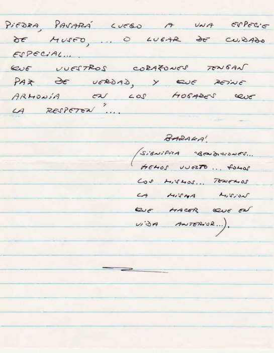 Carta Rosario Dutto Hoja 2